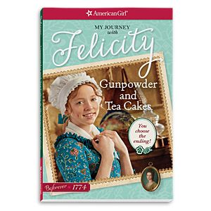 Gunpowder and Teacakes: My Journey with Felicity