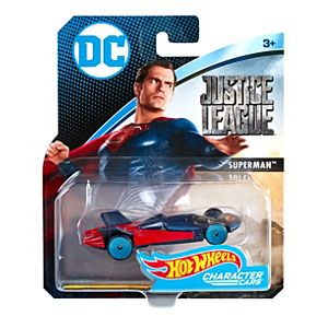 Hot Wheels® DC™ Justice League™ Man Of Steel™ Vehicle
