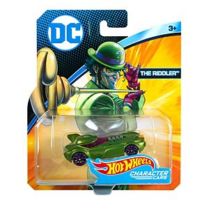 Hot Wheels® DC™ The Riddler™ Vehicle