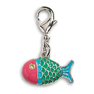 Fun Fish Charm for Girls