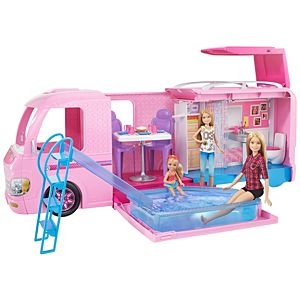 Barbie Vehicles Car Convertible Camper More Barbie