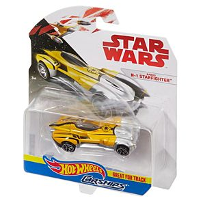 Hot Wheels® Star Wars™ Naboo N-1 Starfighter™ Vehicle
