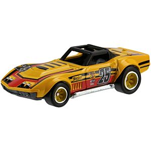 Hot Wheels®  Car Culture '69 Corvette® Racer Vehicle