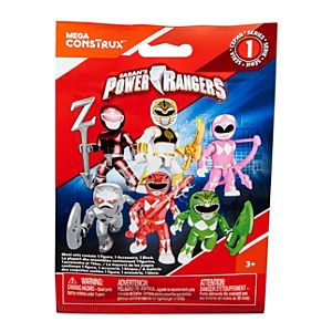 Mega Bloks™ Power Rangers™ Collectible Figure With Bonus Suprise