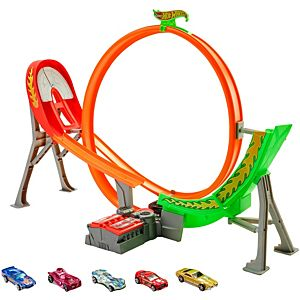 Hot Wheels® Power Shift™ Raceway Track Set