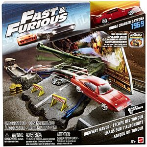 Fast & Furious™ Street Scenes Highway Havoc