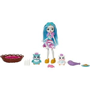 Enchantimals™ Sleepover Night Owl Dolls