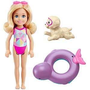 Barbie Dolphin Magic™ Chelsea® Doll