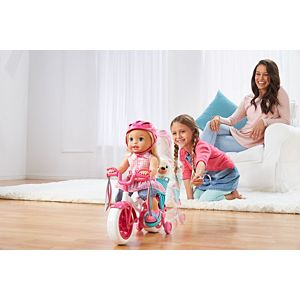Little Mommy™ Learn to Ride Doll