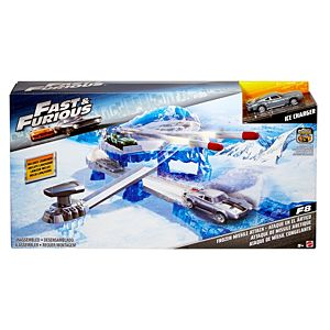 Fast & Furious™ Street Scenes Frozen Missile Attack