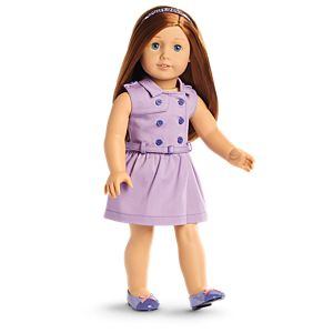 Travel in Style Dress for 18-inch Dolls