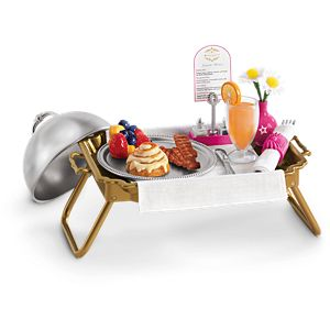AG Grand Hotel Room Service Set
