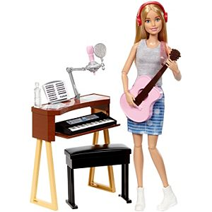 Barbie® Musician Doll & Playset