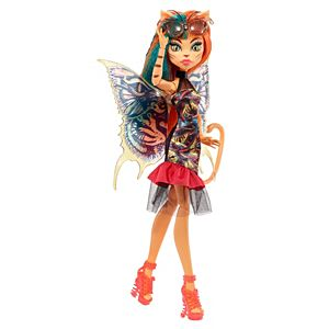 Monster High® Garden Ghouls™ Wings Toralei® Doll