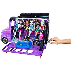 Monster High® Deluxe Bus