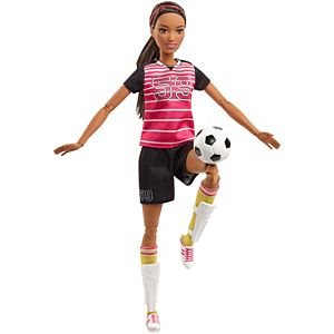 Barbie® Made To Move™ Soccer Player