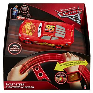 Disney•Pixar Cars 3 Smart Steer Lightning McQueen
