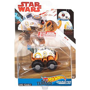 Hot Wheels® Star Wars™ All-Terrain BB-8™ Vehicle