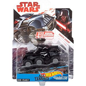 Hot Wheels® Star Wars™ All-Terrain Darth Vader™ Vehicle