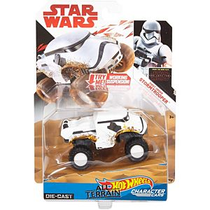 Hot Wheels® Star Wars™ All-Terrain Stormtrooper™