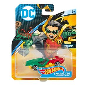 Hot Wheels® DC Universe™ Robin Vehicle