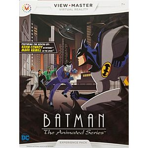 View-Master® Batman: The Animated Series™ Experience Pack
