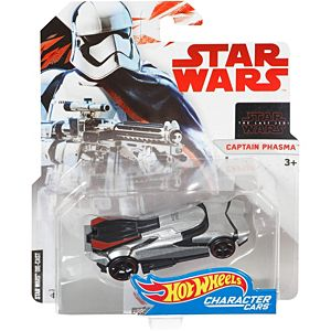 Hot Wheels® Star Wars™ Captain Phasma™ Vehicle