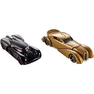 Hot Wheels® Star Wars™ Snoke™ & Kylo Ren™ Vehicle
