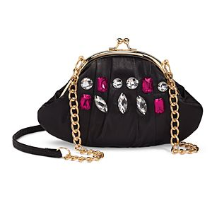 Rhinestone Purse for Girls