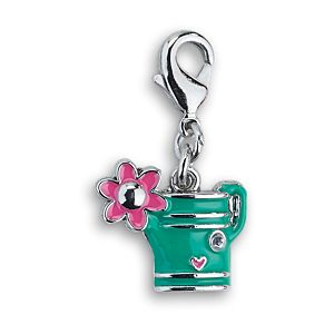 Watering Can Charm for Girls