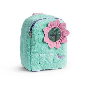Bitty Baby's Flower Backpack for Little Girls