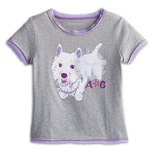 Graphic Fashion Tee for Girls
