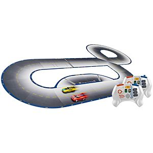 Hot Wheels® Ai Starter Set Street Racing Edition Track Set