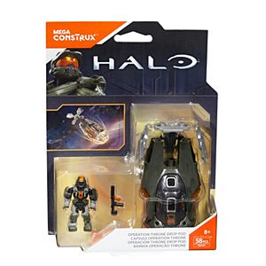 Mega Construx™ Halo® Operation Throne Drop Pod