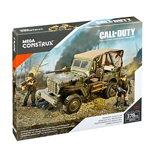 Mega Construx™ Call of Duty® Infantry Scout Car