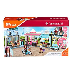 Mega Construx American Girl: Grace's 2-in-1 Day in Paris