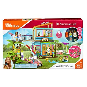 Mega Construx American Girl:  Lea's 2-in-1 Rainforest Sanctuary