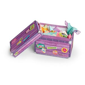 Dress-Up Trunk for WellieWishers™ Dolls