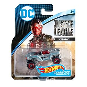 Hot Wheels® DC™ Cyborg™ Vehicle