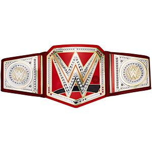 WWE® Motion-Activated Universal Championship