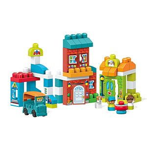 Mega Bloks® Storytelling Main Street Friends