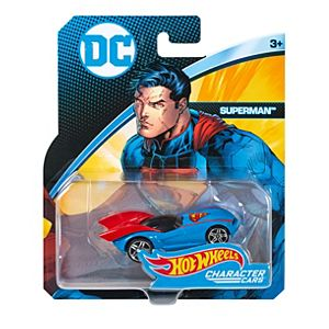 Hot Wheels® DC Universe™ Superman™ Vehicle