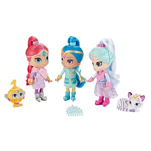 Shimmer and Shine™ Winter Wishes Genies