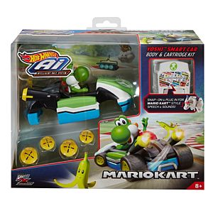 Hot Wheels® Ai Mario Kart Yoshi Accessory