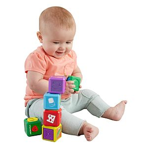 Laugh & Learn® First Words  Food Blocks