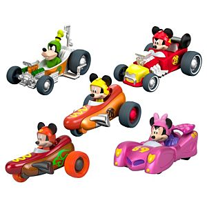 Disney Mickey and the Roadster Racers - Pull 'n Go Racers Assortment