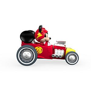 Disney Mickey and the Roadster Racers - Pull 'n Go Hot Rod