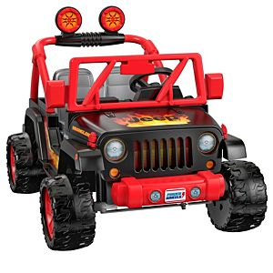 Power Wheels® Tough Talking Jeep® Wrangler