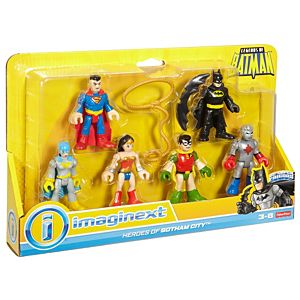 Imaginext® DC Super Friends™ Legends Of Batman™ Heroes Of Gotham City™