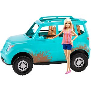Barbie® Doll and Vehicle
